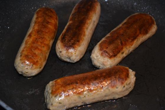 mmm...sausages