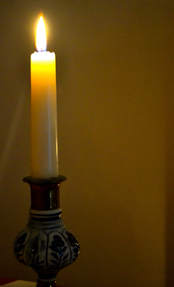 Candlelight, every night