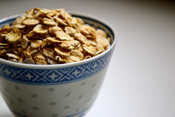 Jumbo porridge oats